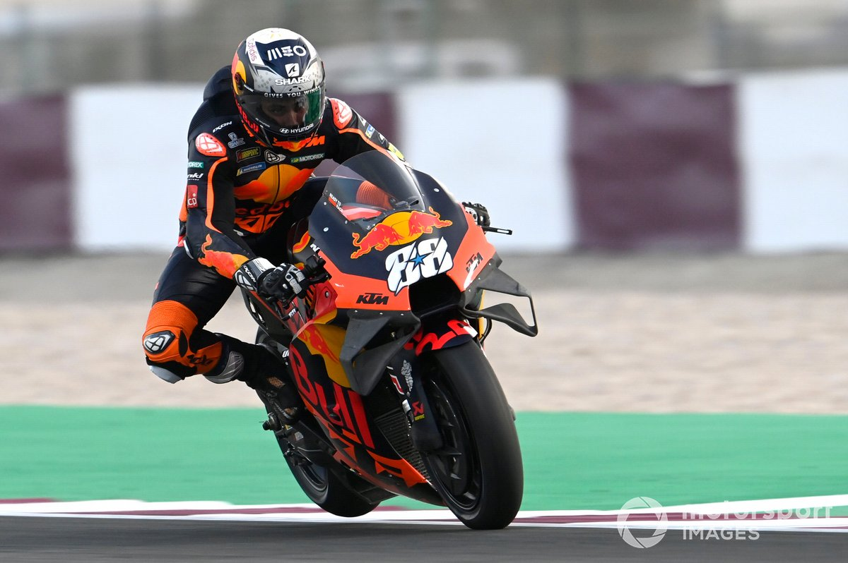 16º Miguel Oliveira, Red Bull KTM Factory Racing - 1:54.526