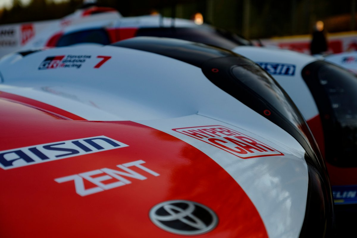 Detail, #7 Toyota Gazoo Racing Toyota GR010 - Hybrid: Mike Conway, Kamui Kobayashi, Jose Maria Lopez