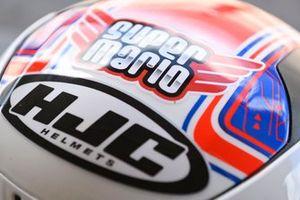 Helm #34 Mario Suryo Aji