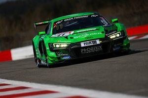 #11 Phoenix Racing: Michele Beretta, Nicki Thiim