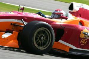 Enrico Toccacelo, AS Roma, Superleague Formula