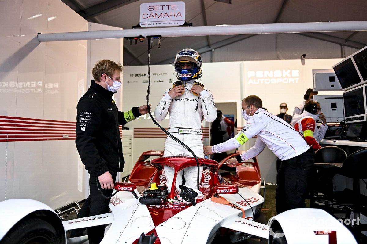 Sergio Sette Camara, Dragon Penske Autosport