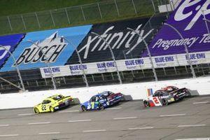 Austin Cindric, Team Penske, Ford Mustang Menards/Richmond, \Xfinitiy Signage