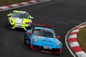 #80 Porsche 911 GT3 Cup: Achim Thyssen, Hans Wehrmann, Klaus Rader