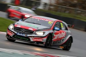 Jack Butel , Carlube Triple R Racing with Lucas & Mac Tools Mercedes-Benz A-Class