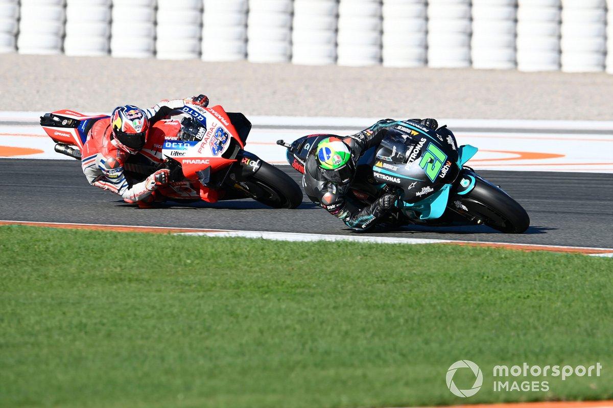 #13 GP de Valence - Victoire : Franco Morbidelli