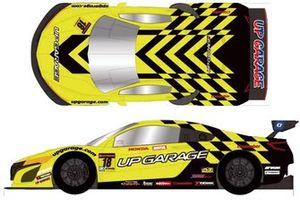 UPGARAGE NSX GT3