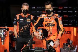 Danilo Petrucci, KTM Tech3, Hervé Poncharal