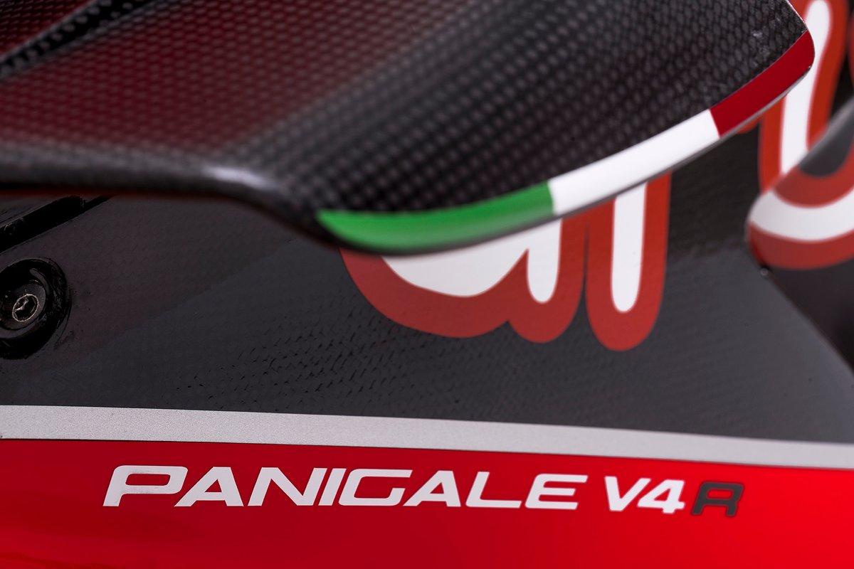 Ducati Panigale V4 detail