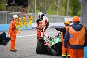 Рене Раст, Audi Sport ABT Schaeffler, Audi e-tron FE07