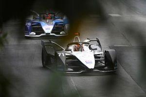 Norman Nato, Venturi Racing, Silver Arrow 02, Maximilian Gunther, BMW i Andretti Motorsport, BMW iFE.21