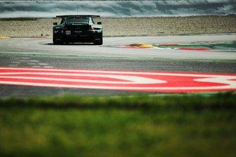 #93 Proton Competition Porsche 911 RSR - 19: Michael Fassbender, Felipe Laser, Richard Lietz