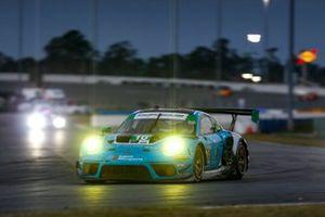 #16 Wright Motorsports Porsche 911 GT3R, GTD: Ryan Hardwick, Patrick Long, Klaus Bachler, Jan Heylen