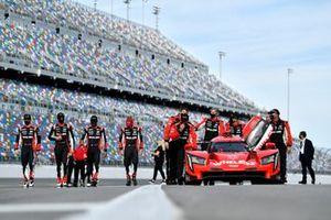 #31 Action Express Racing Cadillac DPi: Chase Elliott, Mike Conway, Felipe Nasr, Pipo Derani