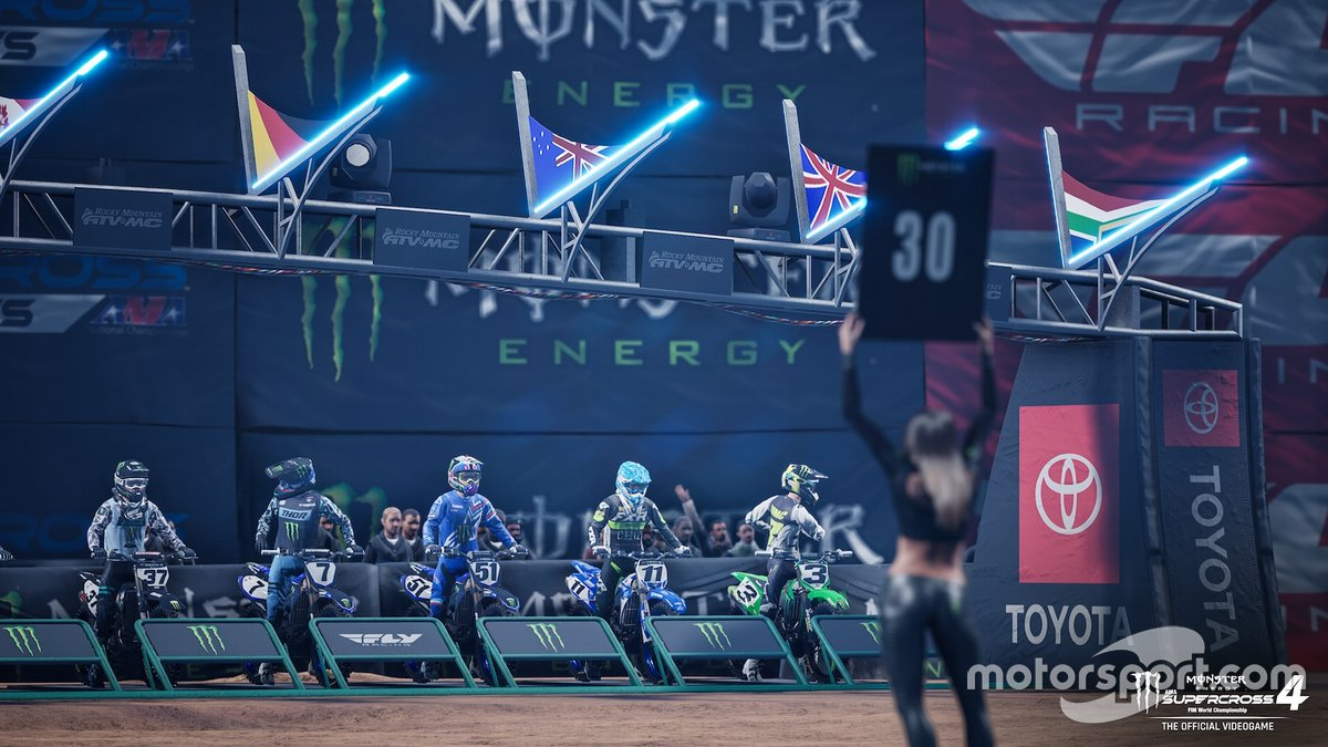 Imagen de Monster Energy Supercross 4