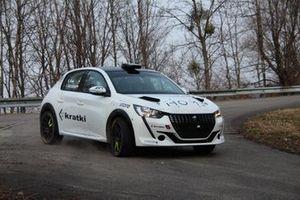 Kamil Bolek, Łukasz Jastrzębski, Peugeot 208 Rally4