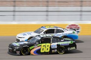 Brandon Brown, Brandonbilt Motorsports, Chevrolet Camaro Greentech Energy