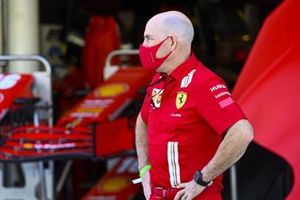 Jock Clear, Race Engineer, Ferrari