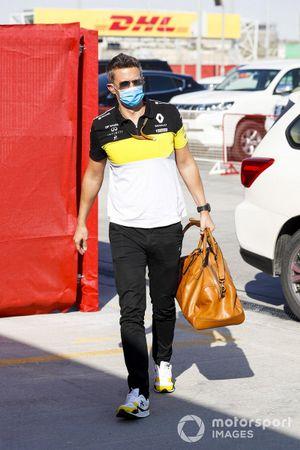 Marcin Budkowski, Renault F1 Team