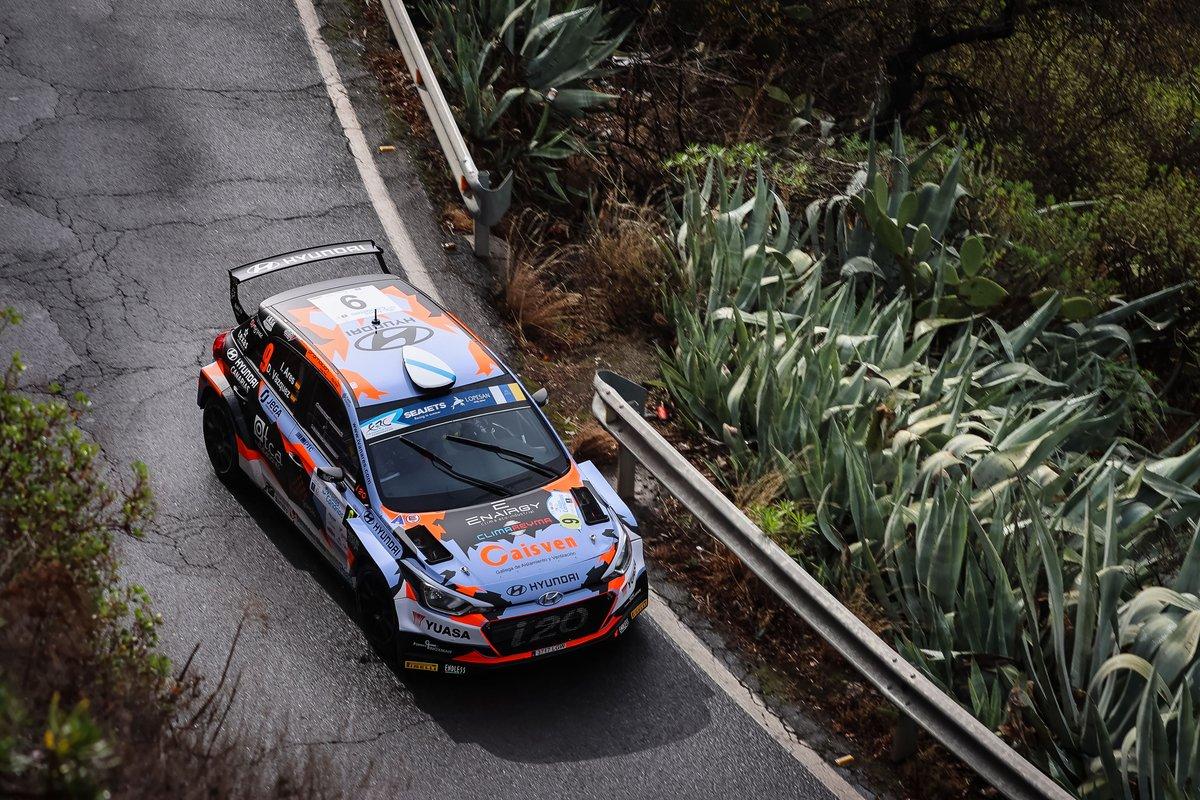 Ivan Ares, David Vazquez, Hyundai i20 R5