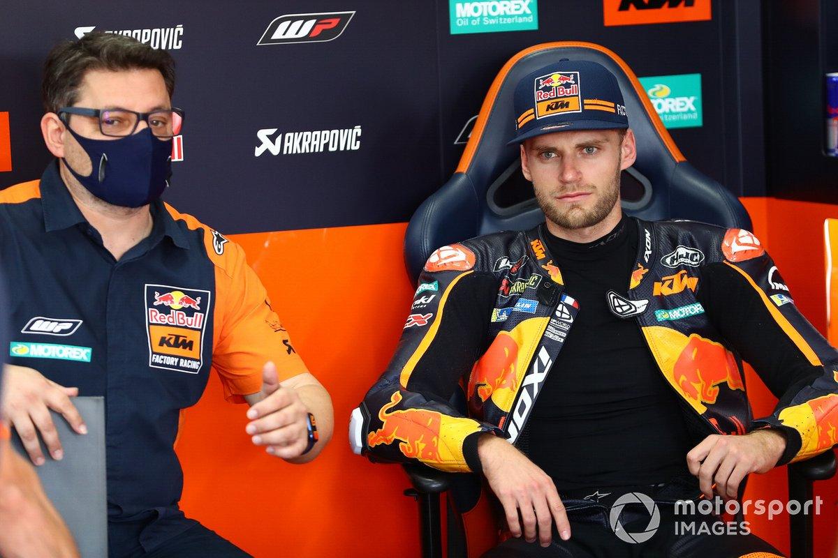 Sergio Verbena, Danilo Petrucci, KTM Tech 3