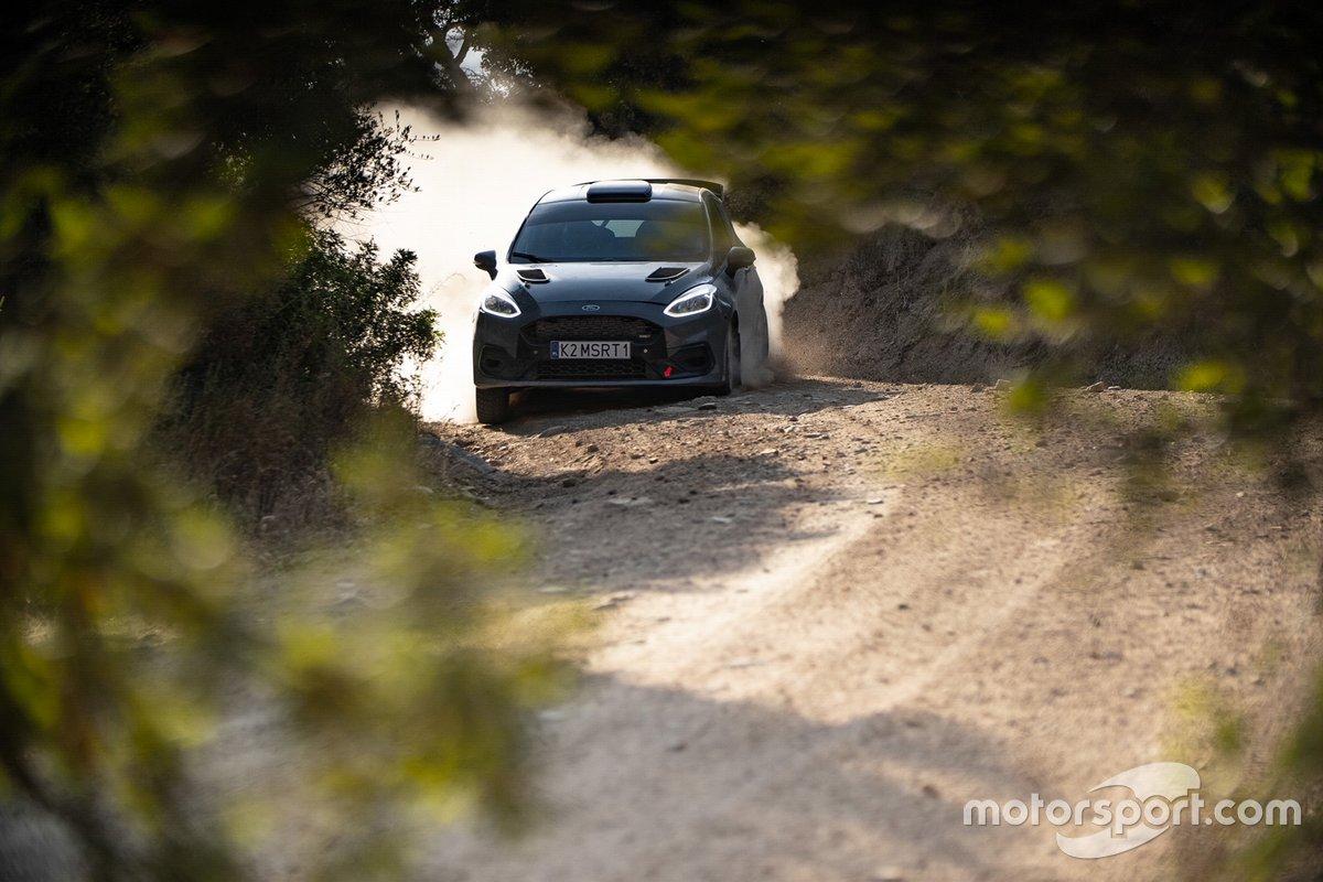 Ford Fiesta Rally3