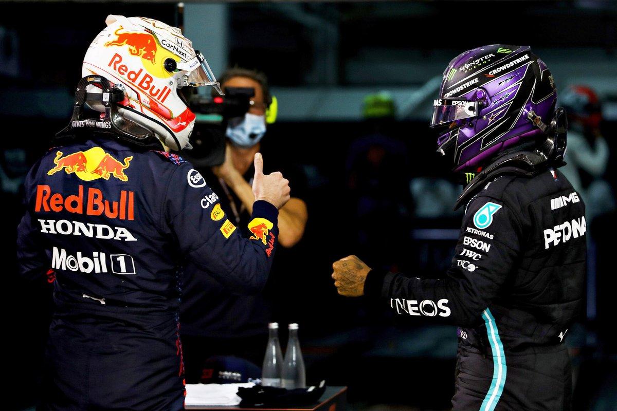 Ganador de la pole position Max Verstappen, Red Bull Racing
