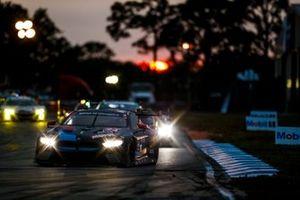 #24 BMW Team RLL BMW M8 GTE, GTLM: John Edwards, Jesse Krohn, Augusto Farfus