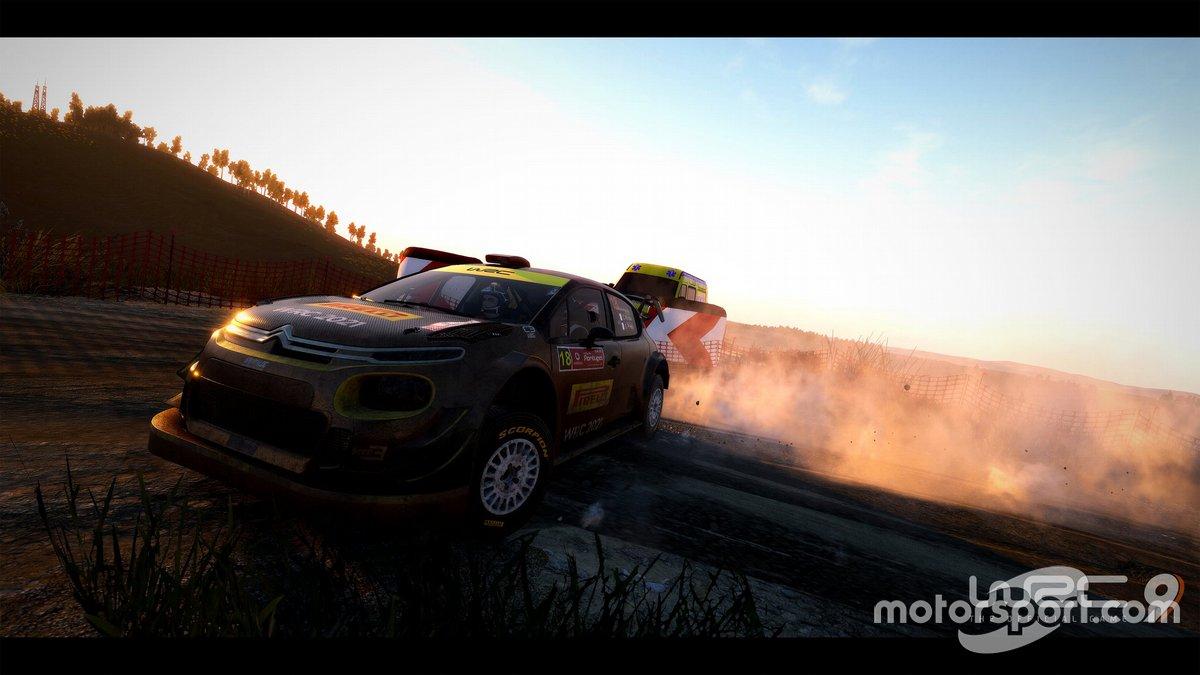 Imagen de WRC 9 y su actualización de noviembre de 2020