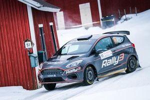 Ken Torn, Timo Taniel, Ford Fiesta Rally3