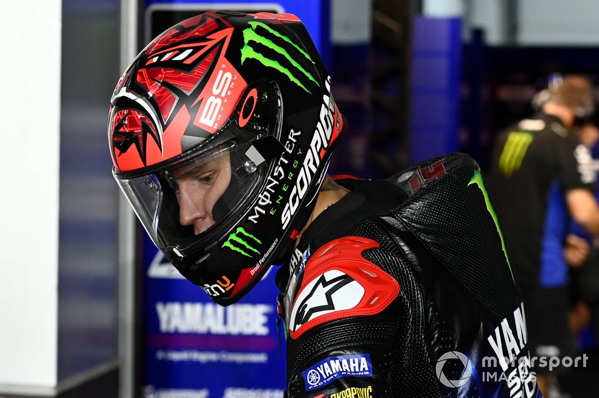 Fabio Quartararo, Yamaha Factory Racing