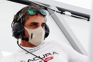 #60: Meyer Shank Racing w/Curb-Agajanian Acura DPi, DPi: Juan Pablo Montoya
