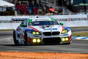 #96 Turner Motorsport BMW M6 GT3, GTD: Robby Foley, Bill Auberlen, Aidan Read