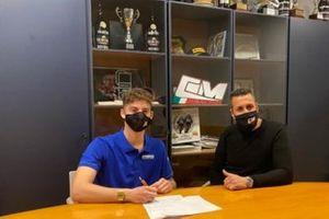 Il CM Racing Team e Luca Bernardi approdano insieme nel campionato WorldSSP