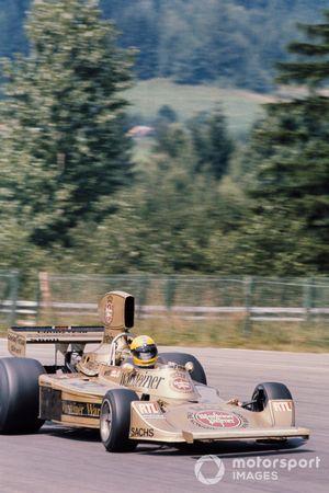 Harald Ertl, Hesketh 308B Ford