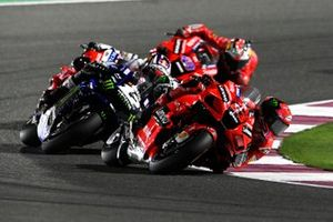 Francesco Bagnaia, Ducati Team, Johann Zarco, Pramac Racing, Maverick Vinales, Yamaha Factory Racing, Jack Miller, Ducati Team