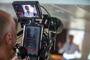 Alejandro Agag, CEO, Extreme E, on camera