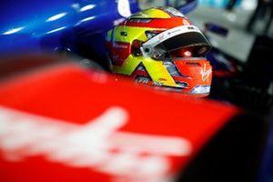 Helm: Robin Frijns, Envision Virgin Racing