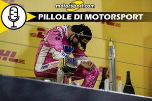 Cover Pillole di Motorsport, Sergio Perez