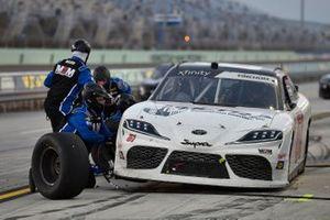 Chad Finchum, Hattori Racing Enterprises, Toyota Supra