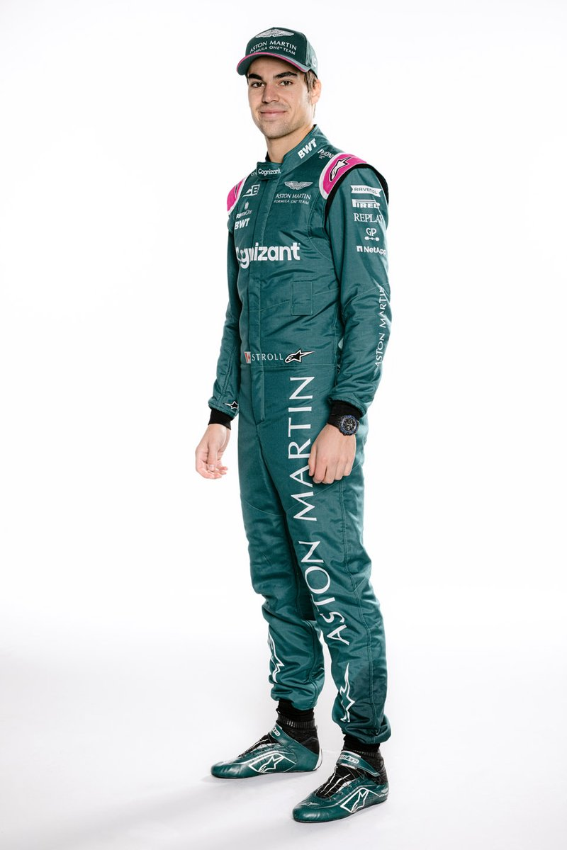 Lance Stroll, Aston Martin Racing