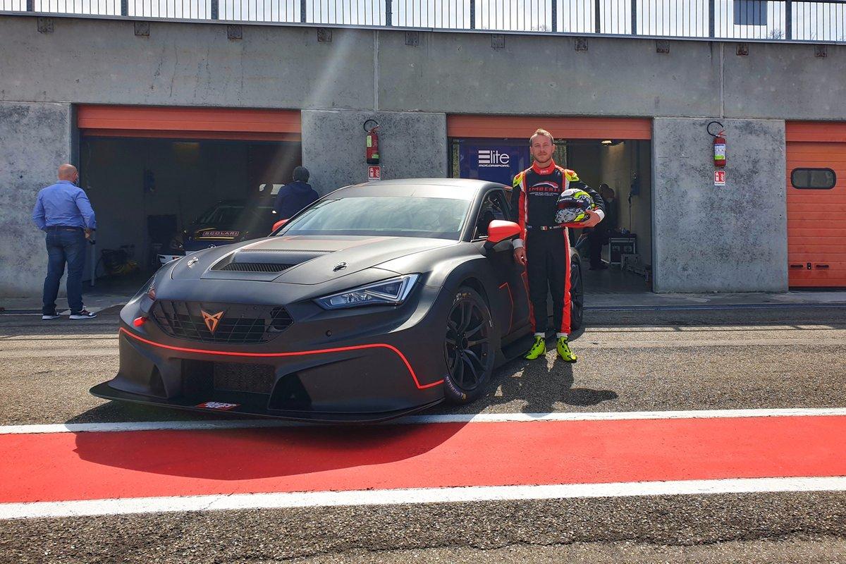 Michele Imberti, Elite Motorsport, Cupra Leon Competicion TCR