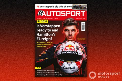 Magazine: Verstappen interview on his F1 title chances