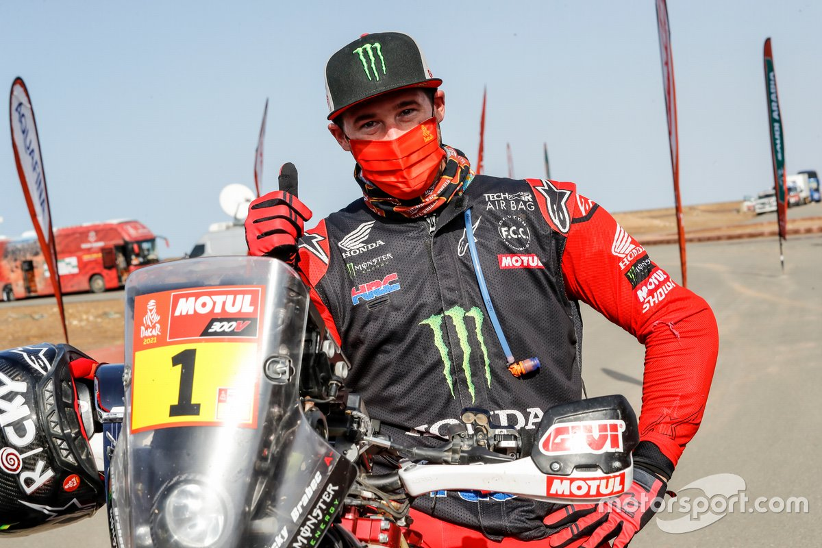 #1 Monster Energy Honda Team: Ricky Brabec