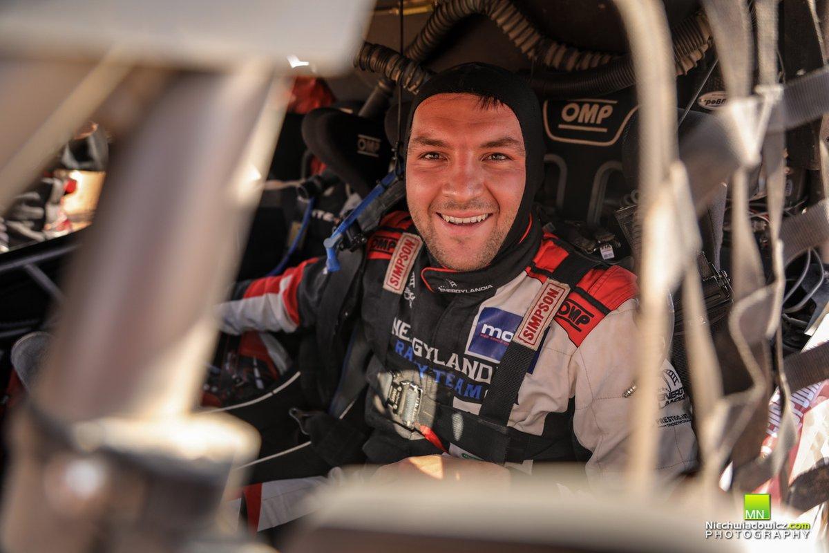 #424 Energylandia Rally Team: Michał Goczał
