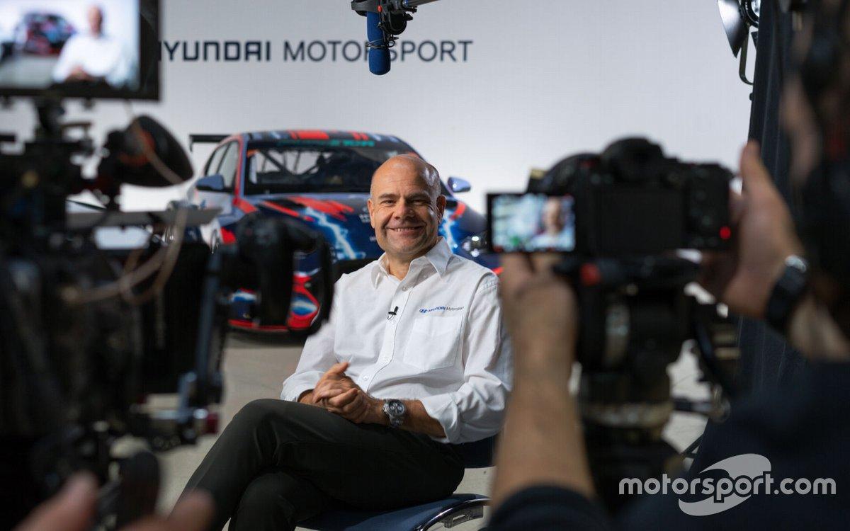 Andrea Adamo, Hyundai Motorsport Team Principal