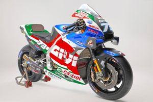Motor van Alex Marquez, Team LCR Honda