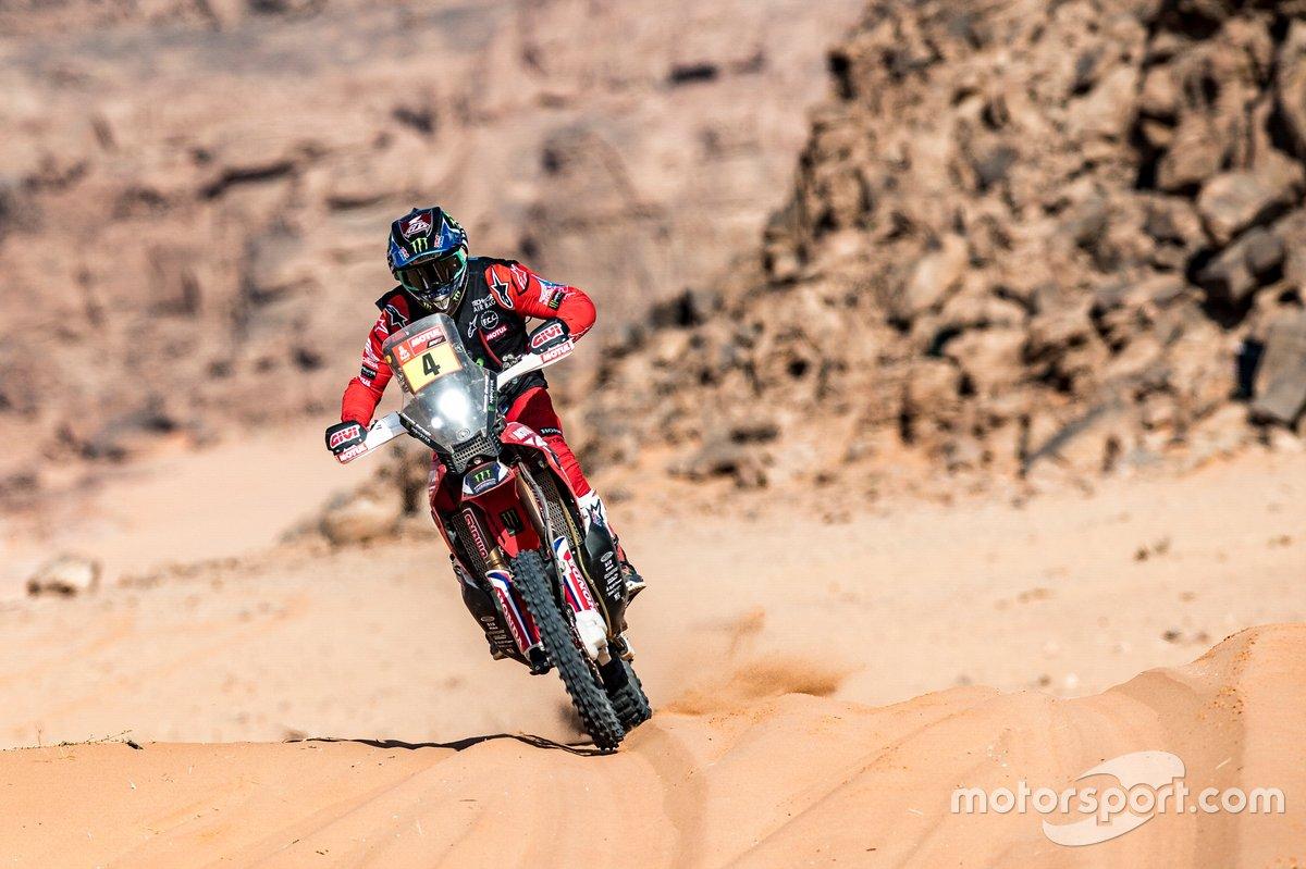 #4 Monster Energy Honda Team: Jose Ignacio Cornejo Florimo