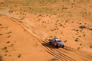№301 Toyota Gazoo Racing: Нассер Аль-Аттия, Матье Бомель
