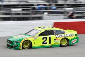 Matt DiBenedetto, Wood Brothers Racing, Ford Mustang Menards/Libman